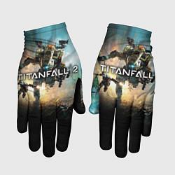 Перчатки Titanfall Battle цвета 3D — фото 1