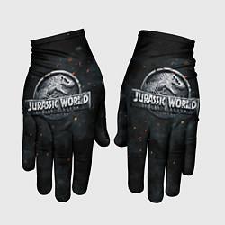Перчатки Jurassic World: Smoke & Ash цвета 3D-принт — фото 1