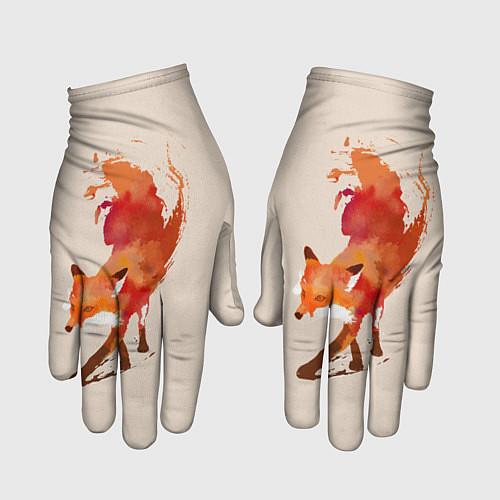 Перчатки Paint Fox / 3D – фото 1