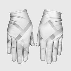Перчатки Геометрическая Абстракция цвета 3D — фото 1