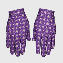 Перчатки Знаки Зодиака цвета 3D-принт — фото 1