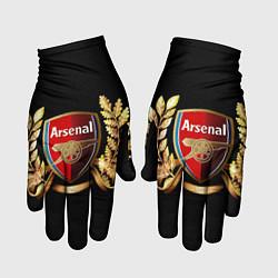 Перчатки Arsenal цвета 3D — фото 1