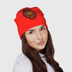 Шапка СССР цвета 3D — фото 2