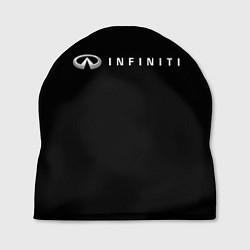 Шапка Infiniti цвета 3D-принт — фото 1