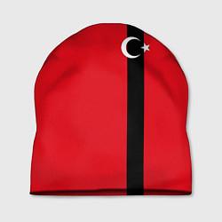 Шапка Турция цвета 3D-принт — фото 1