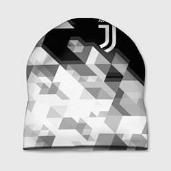 Шапка JUVENTUS цвета 3D — фото 1