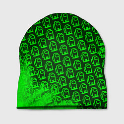 Шапка AMONG US АМОНГ АС цвета 3D-принт — фото 1