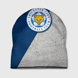 Шапка Leicester City FC цвета 3D-принт — фото 1