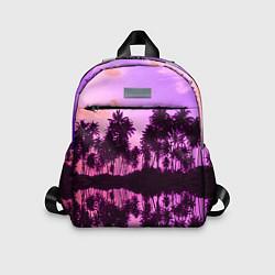 Детский рюкзак Hawaii dream цвета 3D-принт — фото 1