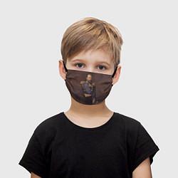 Маска для лица детская Александр III Миротворец цвета 3D — фото 1