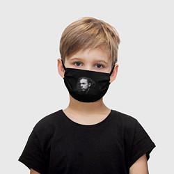 Маска для лица детская Децл aka LeTruk цвета 3D — фото 1
