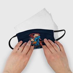 Маска для лица детская Superman цвета 3D — фото 2