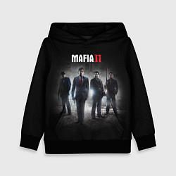 Толстовка-худи детская Mafia цвета 3D-черный — фото 1