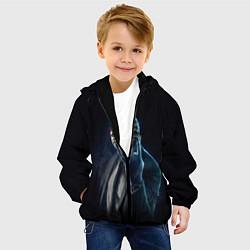 Куртка с капюшоном детская Payday Rock цвета 3D-черный — фото 2