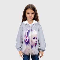 Куртка 3D с капюшоном для ребенка Die Antwoord: Wild Eyes - фото 2