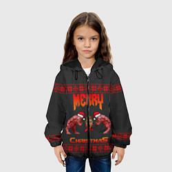 Куртка 3D с капюшоном для ребенка Свитер для думера - фото 2
