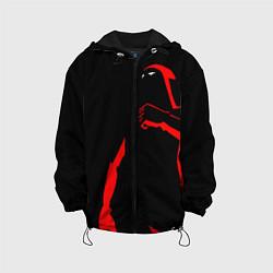 Куртка 3D с капюшоном для ребенка Dethklok: Dark Man - фото 1