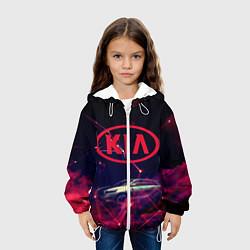 Куртка 3D с капюшоном для ребенка КIA - фото 2