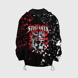 Куртка 3D с капюшоном для ребенка Stigmata - фото 1