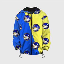 Детская куртка Sonic - Соник