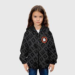 Куртка 3D с капюшоном для ребенка AS Roma Top 202122 - фото 2