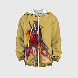 Куртка 3D с капюшоном для ребенка Geisha 2 - фото 1