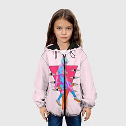 Куртка 3D с капюшоном для ребенка Евангилион - фото 2