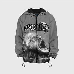 Куртка с капюшоном детская The Prodigy: Madness цвета 3D-черный — фото 1