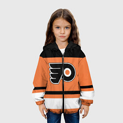 Куртка 3D с капюшоном для ребенка Philadelphia Flyers - фото 2