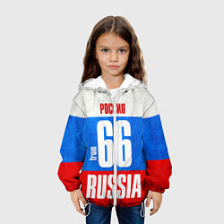 Куртка 3D с капюшоном для ребенка Russia: from 66 - фото 2