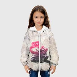 Куртка 3D с капюшоном для ребенка Three Days Grace: Acid snake - фото 2