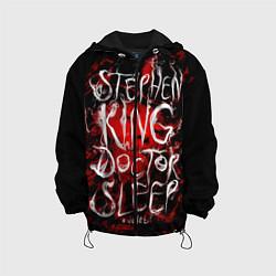 Куртка с капюшоном детская Doctor Sleep цвета 3D-черный — фото 1