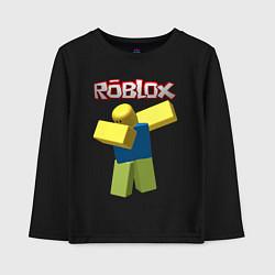Детский лонгслив Roblox Dab