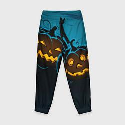 Брюки детские Halloween3 цвета 3D — фото 1