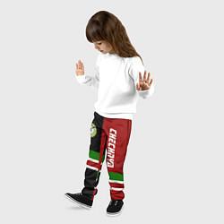 Брюки детские Chechnya, Russia цвета 3D — фото 2