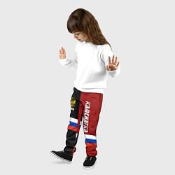 Брюки детские Kamchatka, Russia цвета 3D — фото 2