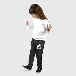 Брюки детские OBLADAET Symbol цвета 3D — фото 2