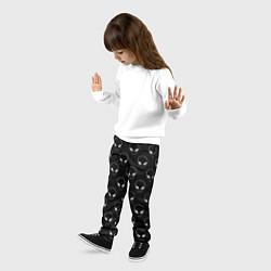 Брюки детские Watch Aliens цвета 3D — фото 2
