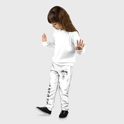 Брюки детские Stussy Mark цвета 3D — фото 2