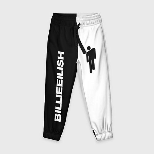 Детские брюки BILLIE EILISH / 3D – фото 1