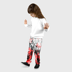 Брюки детские One-Punch Man Collage цвета 3D — фото 2