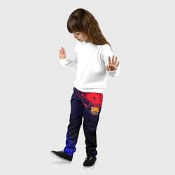 Брюки детские Barcelona цвета 3D — фото 2