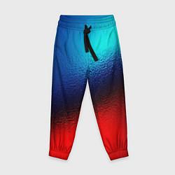 Детские брюки Синий и красный