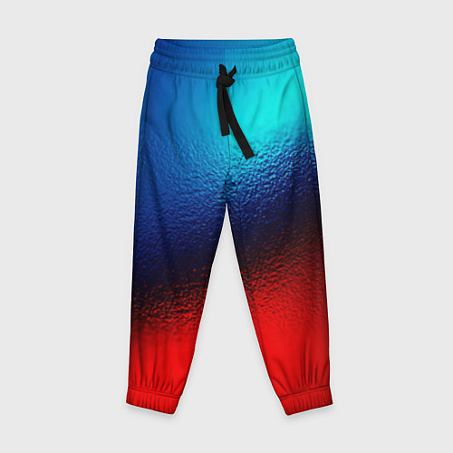 Детские брюки Синий и красный / 3D – фото 1
