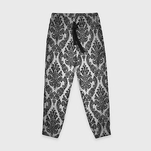 Детские брюки Гламурный узор / 3D – фото 1