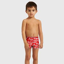 Плавки для мальчика Esketit Pattern цвета 3D — фото 2