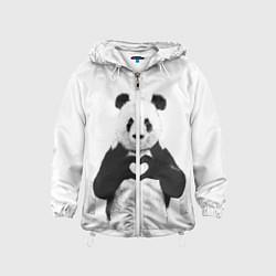 Детская ветровка Panda Love