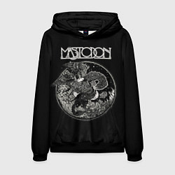 Толстовка-худи мужская Mastodon: Dark Witch цвета 3D-черный — фото 1
