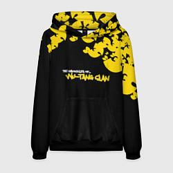 Толстовка-худи мужская Wu-Tang clan: The chronicles цвета 3D-черный — фото 1
