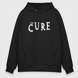 Мужское худи оверсайз The Cure